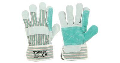 Starline E-041-YS Deri Eldiven