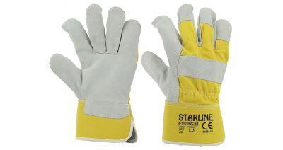 Starline E-110192C-SR Deri Eldiven