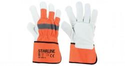 Starline - Starline E-1202 Deri Eldiven
