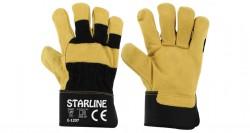 Starline - Starline E-1207 Deri Eldiven