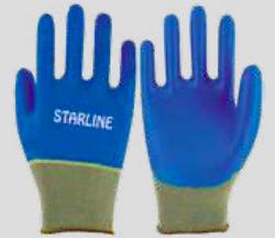 Starline - Starline E-2010 Gıda Uyumlu Tam Kaplı Nitril İş Eldiveni