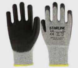 Starline - Starline E-63 PU Kaplı Kesilme Dirençli İş Eldiveni