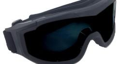 Starline - Starline G-035A-S Tam Koruma Gözlüğü Siyah Füme