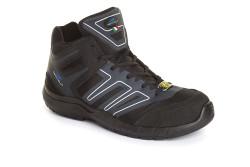 Starline - Starline İndianapolis Black Mid Koruyucu İş Ayakkabısı-Bot