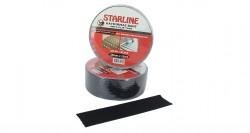 Starline - Starline Kaydırmaz Bant Siyah 25mm 15 Metre