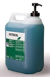 Stoko - Stoko Estosol Hafif Kirlilikler İçin Sıvı El Temizleyici 10000ml