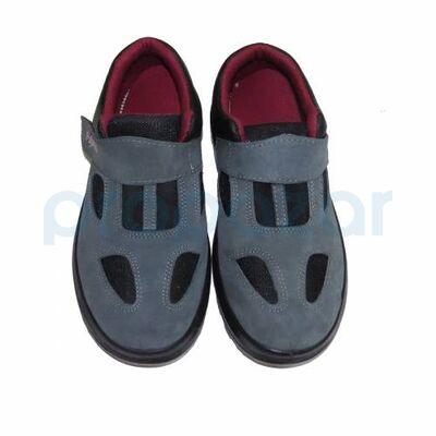Pars S1 Süet Çelik Burunlu İş Ayakkabısı