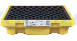 FyrPro - Sysbel SPP401 Tek Varil Plastik Sızıntı - Döküntü Paleti
