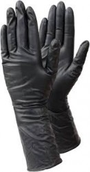 Tegera - Tegera 849 Siyah Tek Kullanımlık Nitril Eldiven