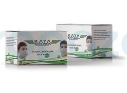 Propazar - Tek Kullanımlık Cerrahi Maske