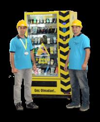 Propazar - Tru-VEND İş Güvenliği Otomatı
