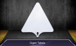 Üçgen Tabela - Duba Üstü Tabela MFK9200 - Thumbnail