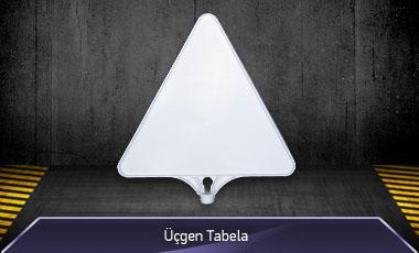 Üçgen Tabela - Duba Üstü Tabela MFK9200
