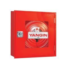 UNI-BOX - UNİ-BOX UB-13 Cam Kapaklı Yangın Dolabı