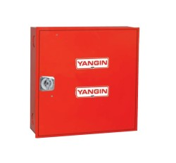 UNI-BOX - UNİ-BOX UB-14 Saç Kapaklı Yangın Dolabı