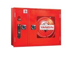 UNI-BOX - UNİ-BOX UB-23 Cam Kapaklı Yangın Dolabı