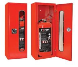 UNI-BOX - UNİ-BOX UB-52 Sac Portatif Yangın Söndürücü Dolabı