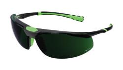 Univet - Univet 5X3.03.35.50 Yeşil Koruyucu Kaynak İş Gözlüğü
