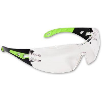 UVEX 9192 225 Şeffaf Güvenlik Gözlüğü