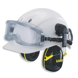 Uvex - Uvex 9301544 Ultravision Geniş Görüş Gözlüğü