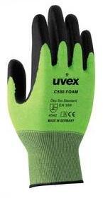 Uvex C500 Foam 60494 Kesilmeye Dayanıklı Eldiven