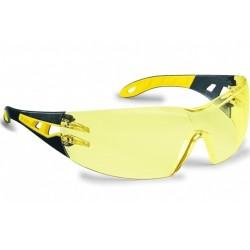Uvex - Uvex Pheos 9192 385 Sarı Lens Güvenlik Gözlüğü