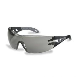 Uvex - Uvex Pheos 9192285 Füme İş Güvenliği Gözlüğü