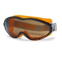 Uvex - Uvex Ultrasonic 9302247 Turuncu Kahve Google Güneş Tam Koruma Gözlüğü
