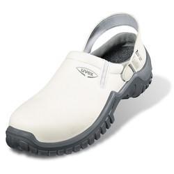 Uvex - Uvex Xenova Hygiene Sling 6960.8 SB A E FO SRC Beyaz İş Ayakkabısı