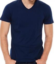 Propazar - V Yaka İş T-Shirt