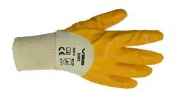 Veo - Veo 3002 Nitril Eldiven Sarı