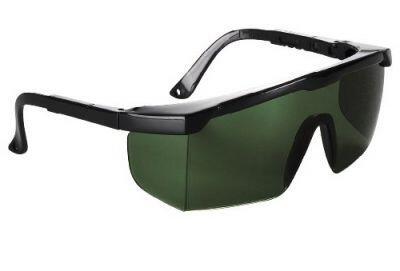 Viola Valente Siyah Lens Classıc Kaynak Gözlüğü 400