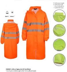 Vizwell - Vizwell VWJK67L 150d Ref Pardesü Yağmurluk