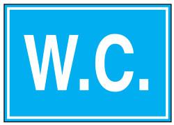 Propazar - Wc İş Güvenliği Levhası - Tabelası