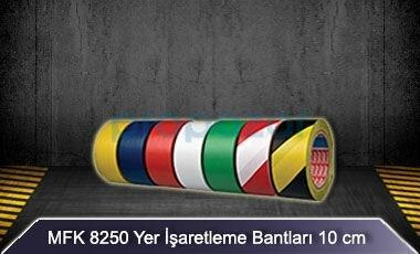 Yer İşaretleme Bandı 10 cm MFK8250