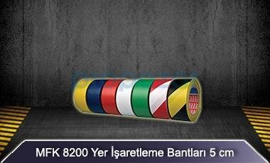 Yer İşaretleme Bandı 5 cm MFK8200
