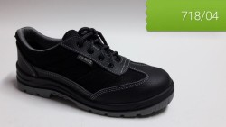 Yılmaz - Yılmaz YL 718 Siyah Tekstil Ayakkabı