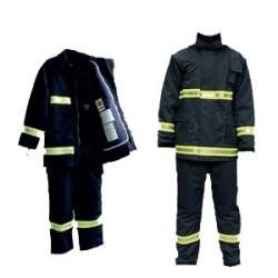 YSE - YSE İtfaiyeci Yangın Elbisesi Ceket Pantolon