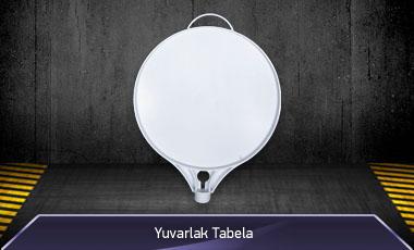 Yuvarlak Duba Üzeri Tabela MFK9100