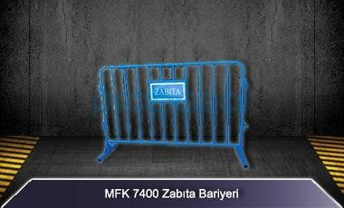 Zabıta Bariyeri MFK7400