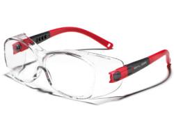 Zekler - Zekler 25 Şeffaf İş Gözlüğü
