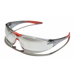 Zekler - Zekler 31 Aynalı Lens İş Güvenliği Gözlüğü