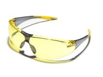 Zekler - Zekler 31 Sarı Lens İş Güvenliği Gözlüğü