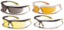 Zekler - Zekler 45 Sarı İş Güvenliği Gözlüğü