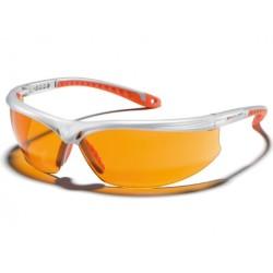 Zekler - Zekler 45 Turuncu İş Güvenliği Gözlüğü